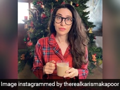 Karisma Kapoor Is Celebrating Christmas With Friends, Family And Good Food