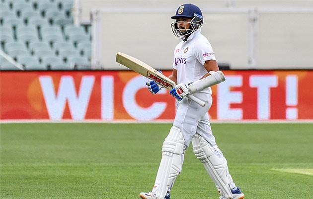INDvsAUS, 1st Test Day 2: दूसरी पारी में भी फ्लॉप हुए पृथ्वी शॉ, 4 रन बनाकर OUT, भारत को 62 रन की बढ़त