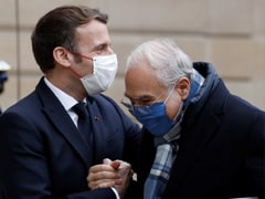 From Bows To Handshakes, How French President Let Social Distancing Slip