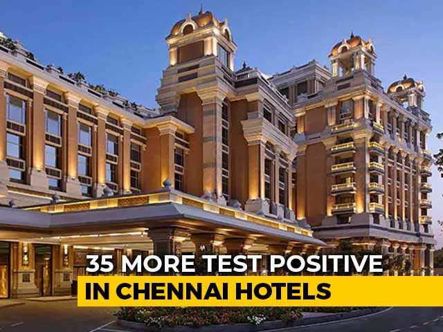 Video : 'All SOPs Followed': Chennai Luxury Hotel As It Turns Into Covid Cluster