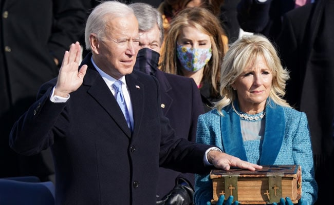 Joe Biden Inauguration Live Updates: Joe Biden Takes Oath As US President