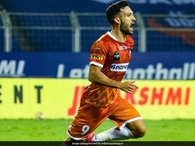 ISL: FC Goa Brush Aside Jamshedpur FC With Clinical Outing