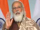 Video : India Self-Reliant In Fight Against Covid, Ready With 2 Vaccines, Says PM