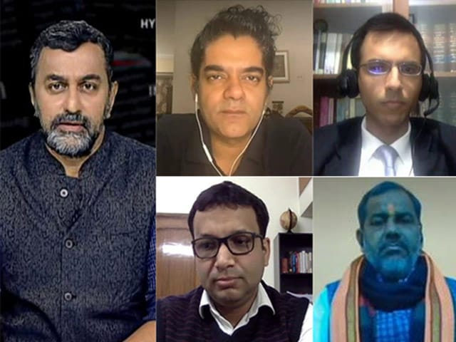 Video : '<i>Tandav</i>  Row': Crackdown Against Muslim Artistes?
