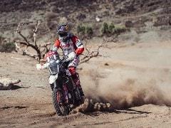 Dakar Rally 2021: Hero Rider CS Santosh Safely Transferred To Bengaluru Hospital, Brought Out Of Coma