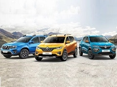 Renault Announces Discounts Of Up To Rs. 75,000 On Select BS6 Cars In March