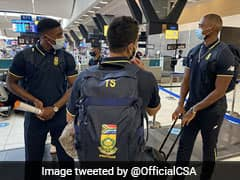 South Africa Forced Into Last-Minute Charter Flight Dash To Pakistan