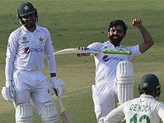PAK vs SA: Enjoying My Time In The Dressing Room, Says Fawad Alam