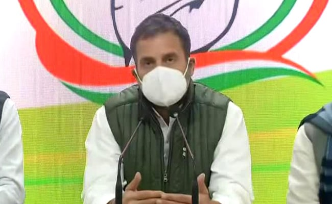 Farmer Protest Latest News Live Updates: Rahul Gandhi Urges Farmers To Fight For Their Rights