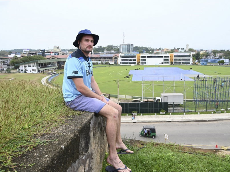 England Cricket Fan Waits 10 Months For Sri Lanka Test - And Gets Kicked Out