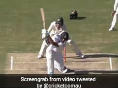 Aus vs Ind 4Th Test: इस वजह से वॉशिंगटन सुंदर ने नहीं देखा अपने छक्के को, VIDEO हुआ वायरल
