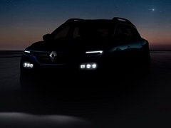 2021 Renault Kiger Subcompact SUV Teased Ahead Of Global Debut