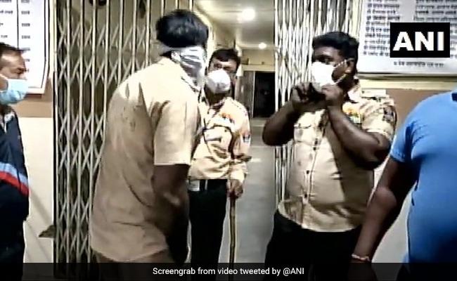 Maharashtra Governor Condoles Death Of Babies In Bhandara Hospital Fire