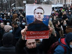 Russia Sees Unprecedented Protests In Support Of Jailed Kremlin Critic, Over 3,500 Arrested