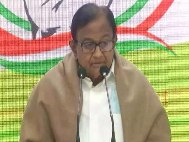 Video : Day Before Budget Session, Congress Hit Out At Government Over Economy