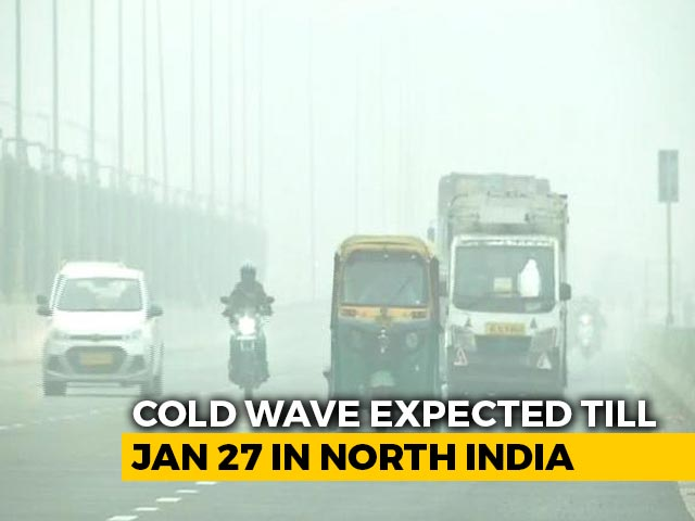 Video : Fresh Spell Of Chill In North, Parts Of Central India In Next 3-4 Days