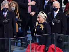 Lady Gaga Launches Biden Inauguration With US National Anthem. Watch