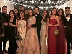 Here's A New Pic From Varun Dhawan And Natasha Dalal's Wedding Festivities