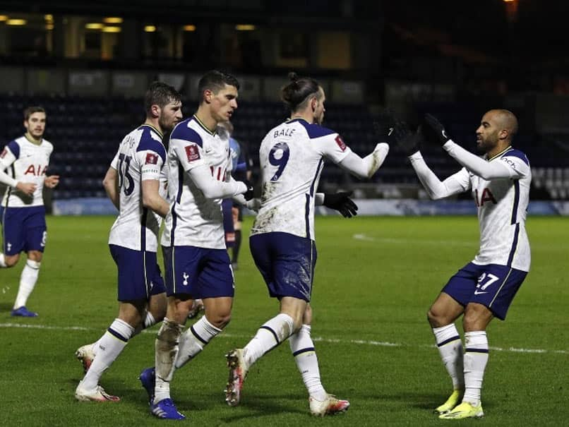 FA Cup: Tottenham Hotspur See Off Wycombe To Reach Fifth Round