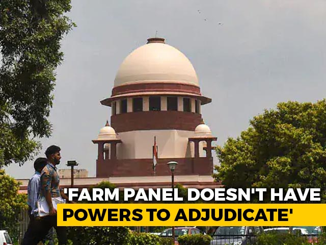 Video : Farm Laws Panel Has No Power To Decide, Where is Bias? Supreme Court
