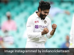 Ravindra Jadeja Hits The Ground For The First Time After Surgery. Watch