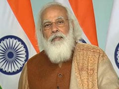 PM Modi Pays Tribute To Rabindranath Tagore On His Birth Anniversary