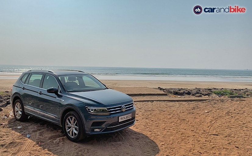In Search Of A 'Shy Reptile' With The VW Tiguan AllSpace For Company
