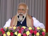 Video : PM Pays Tribute To Netaji Subhas Chandra Bose At Rally In Assam