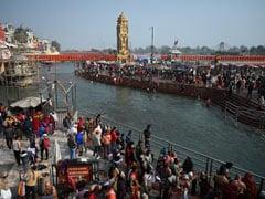Kumbh Mela 2021: Pilgrims Must Show COVID-19 Test Report In Haridwar