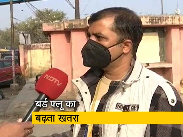 Videos : बर्ड फ्लू का खतरा, गाजीपुर मंडी में जांच
