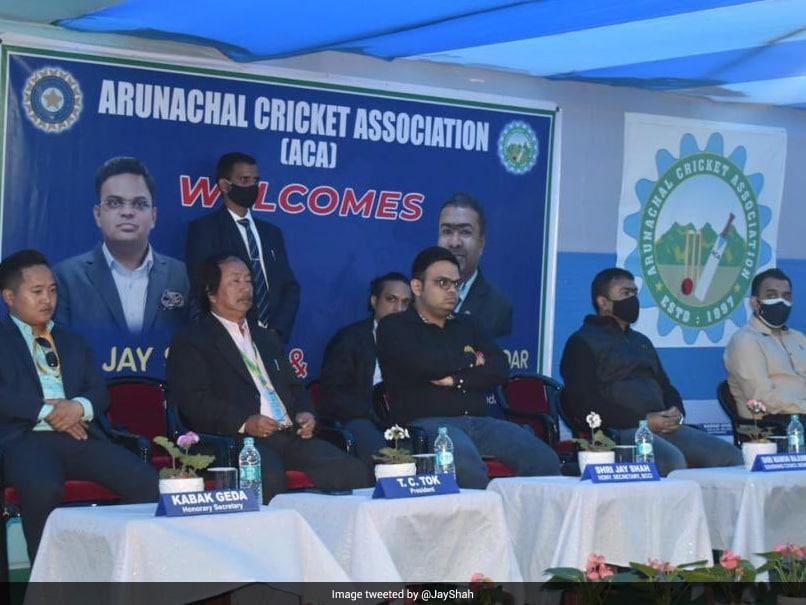 BCCI To Extend Support To All North-Eastern States For Facilities, Says Jay Shah