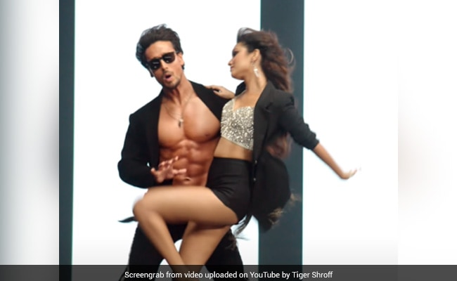 Casanova: Tiger Shroff's New Song Sends The Internet Into A Meltdown