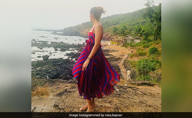Mira Rajput's Holiday Postcard Is Magical. Can You Guess The Location?