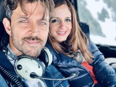 Trending: Sussanne Khan's Adorable Birthday Post For Ex-Husband Hrithik Roshan