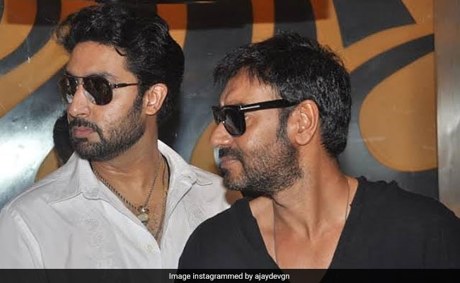 When Abhishek Bachchan Was Scolded By Ajay Devgn After He Tested COVID-Positive