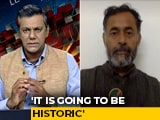 Video : 'It's Going To Be Historic': Yogendra Yadav On Tractor Rally