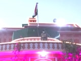 Video : R-Day Yogi, Gehlot, Nitish And Other CMs Hoist Tricolour