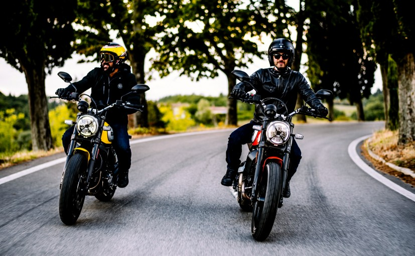 Deliveries of the BS6 Ducati Scrambler range will begin in a week's time from today