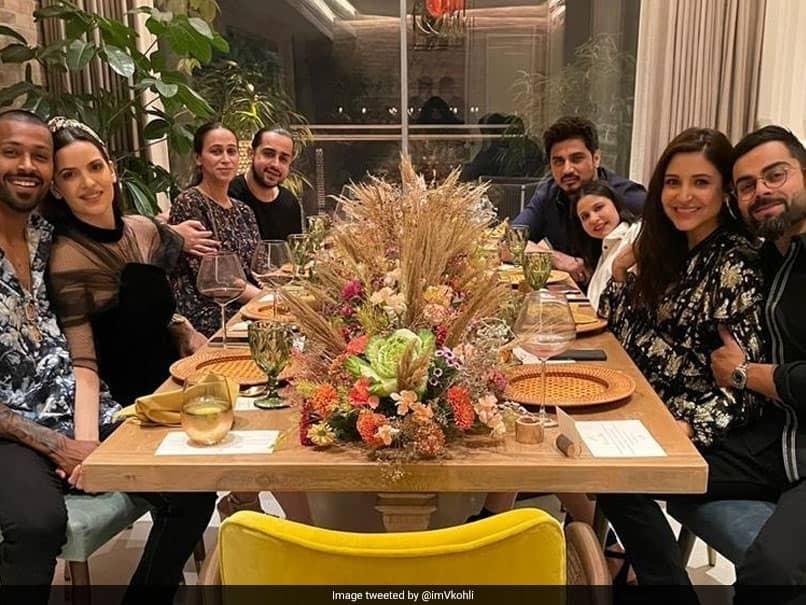 Virat Kohli, Anushka Sharma Have New Years Eve Dinner With Hardik Pandya And Natasa Stankovic. See Pics