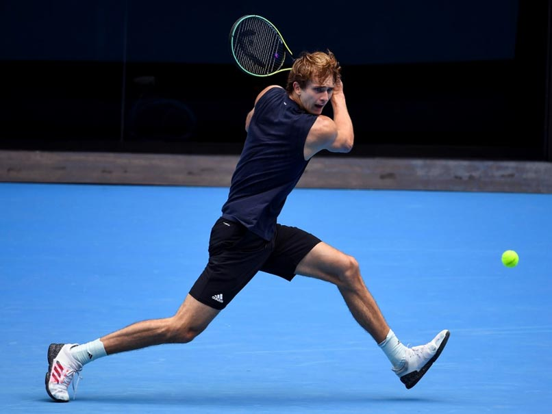 Australian Open Alexander Zverev Remains Confident Amid Personal Upheaval Tennis News