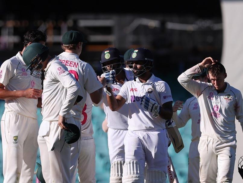 Australia vs India, 3rd Test: Hanuma Vihari, Ravichandran Ashwin Defy Australia To Earn Remarkable Draw