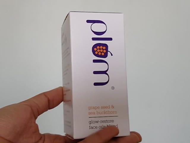 Video : Skincare Review: Plum Glow Restore Facial Oil For Dry Skin