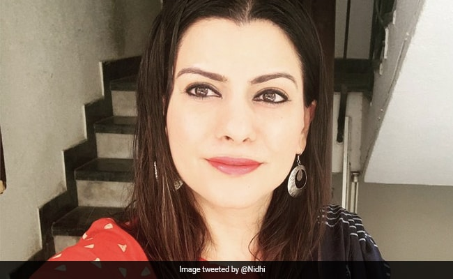 Ex-NDTV Journalist Nidhi Razdan Says 'Victim of Phishing', No Harvard Offer