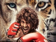 Trending: Vijay Deverakonda Roars In First Poster Of <i>Liger</i>