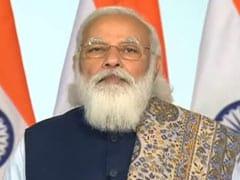 'मानव जब ज़ोर लगाता है...', PM ने कोरोना वैक्सीनेशन शुरू करते वक्त दिनकर के सहारे दिया 'आत्मनिर्भर भारत' पर बल
