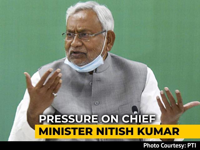 Video : IndiGo Executive's Murder Lands Nitish Kumar In Fresh Political Trouble