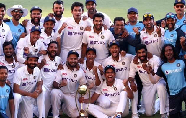 India vs Australia: भारत ने ऑस्ट्रेलिया से छीनी सीरीज तो बॉलीवुड एक्टर बोले- गाबा का ढाबा....