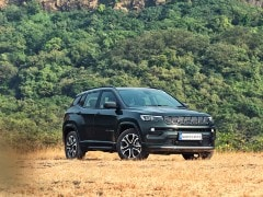 2021 Jeep Compass Facelift: Variants Explained