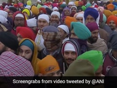New Year Day: On January 1 Devotees In India Visit Temples, Gurudwaras