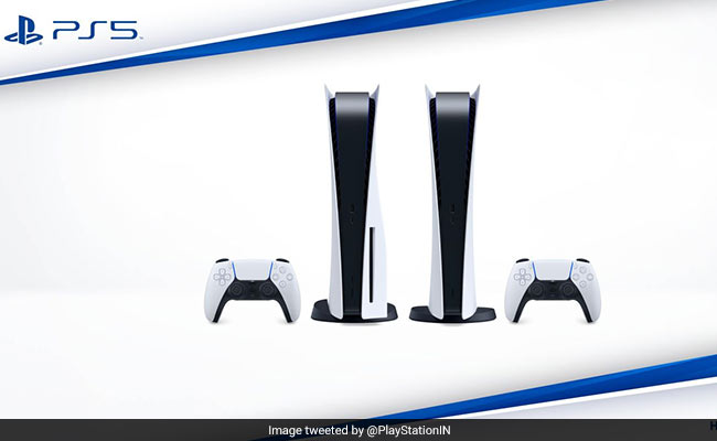 PlayStation 5 Sold Out In India Within Minutes. Twitter Fumes